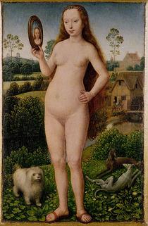Vanity by Hans Memling