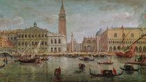 View of Venice by Gaspar van Wittel