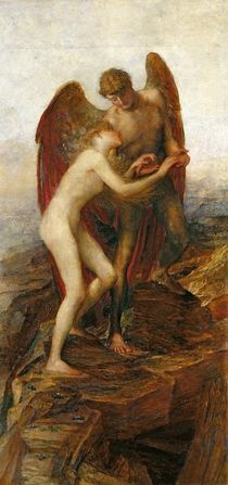 Love and Life von George Frederic Watts