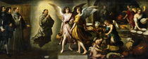 The Angels' Kitchen by Bartolome Esteban Murillo