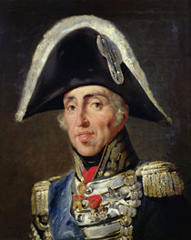 Portrait of Charles X  by Emile Jean Horace Vernet