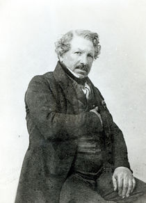 Portrait of Louis-Jacques Daguerre  von Nadar