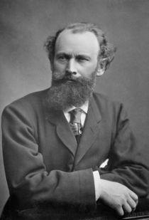 Portrait of Edouard Manet  von Nadar