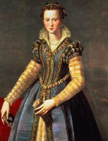 Marie de Medici  by Alessandro Allori