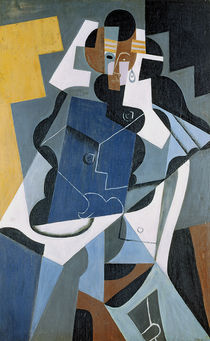 Figure of a Woman by Juan Gris