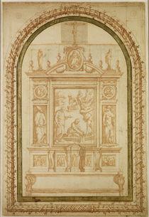 St. Peter Fishing by Giorgio Vasari