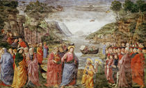 The Calling of SS. Peter and Andrew by Domenico Ghirlandaio