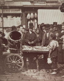 Cheap Fish of St. Giles by John Thomson