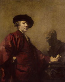 Self portrait von Sir Joshua Reynolds