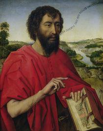 St. John the Baptist von Rogier van der Weyden