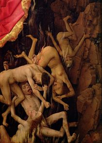 The Last Judgement von Rogier van der Weyden