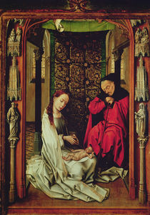 The Nativity von Rogier van der Weyden