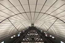 Flughafen S-Bahn Bahnhof von Markus Hartmann