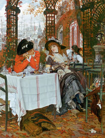 A Luncheon  von James Jacques Joseph Tissot