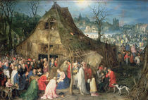 Adoration of the Magi by Jan Brueghel the Elder
