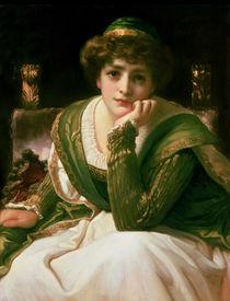 Desdemona  by Frederic Leighton