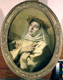 St. Catherine of Siena  by Giovanni Battista Tiepolo