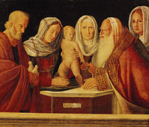 The Circumcision  von Giovanni Bellini
