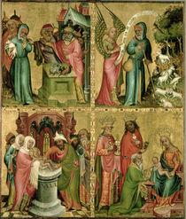 Joachim's Sacrifice by Master Bertram of Minden