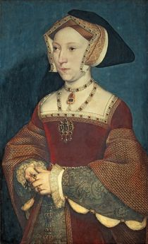 Jane Seymour von Hans Holbein the Younger