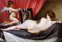 The Rokeby Venus by Diego Rodriguez de Silva y Velazquez