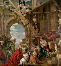 Adoration of the Kings von Veronese