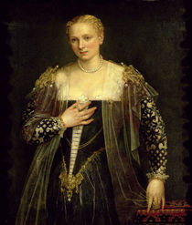 The Beautiful Nani  by Veronese