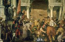 Martyrdom of St. Sebastian by Veronese