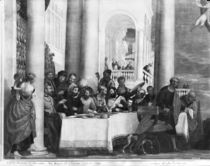 The Meal at the House of Simon the Pharisee by Veronese