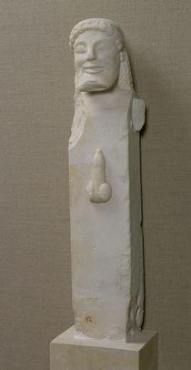 Herm by Greek