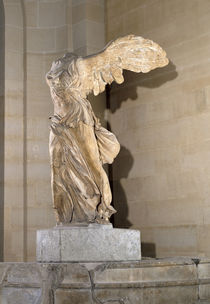 The Victory of Samothrace  by Greek