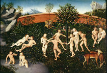 The Golden Age by the Elder Lucas Cranach