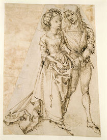 Lovers  by Albrecht Dürer
