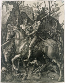 The Knight von Albrecht Dürer