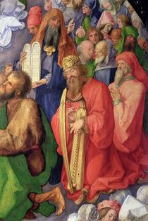 Landauer Altarpiece: King David by Albrecht Dürer