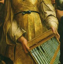 St. Cecilia surrounded by St. Paul by Raphael