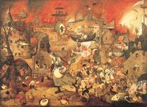 Dulle Griet  by Pieter the Elder Bruegel