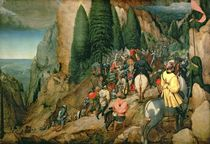 Conversion of St. Paul by Pieter the Elder Bruegel