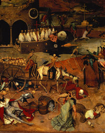 The Triumph of Death by Pieter the Elder Bruegel