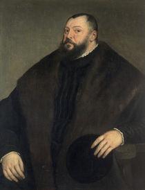 Elector Johann Freidrich ven Sachsen  von Titian