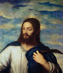 The Saviour by Titian