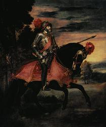 The Emperor Charles V  von Titian