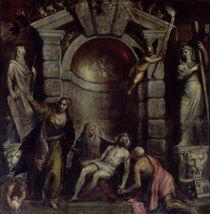 Pieta  von Titian