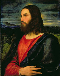 Christ the Redeemer  by Titian
