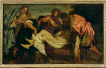 The Entombment of Christ  von Titian
