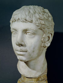 Bust of Heliogabalus  by Roman