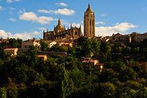 Segovia by Jose María Palomo de la Fuente