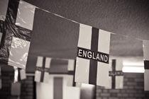 Go England! by Sarah Becker