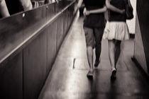Metro lovers. von Sarah Becker