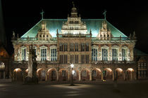 Bremer Rathaus by Markus Hartmann